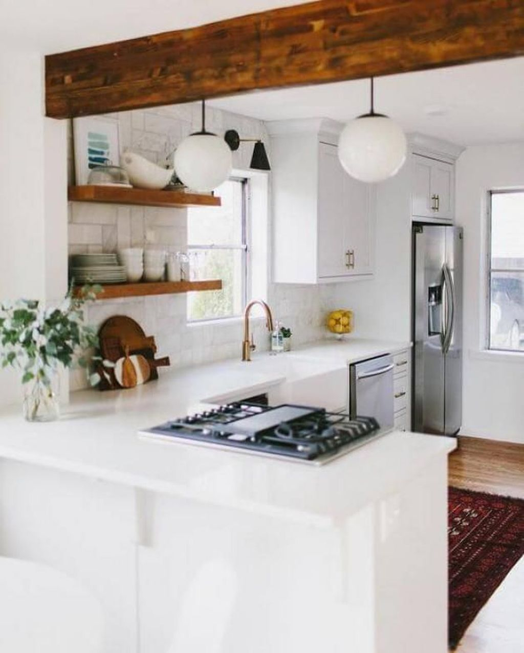 Brilliant Small Kitchen Remodel Design Ideas On A Budget 29
