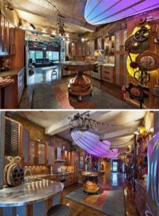 Creative Steampunk Room Design Ideas To Try Asap 01