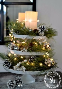 Dreamy Diy Christmas Cone Trees Design Ideas To Try Today 02