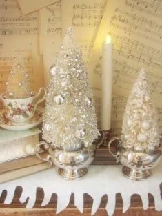 Dreamy Diy Christmas Cone Trees Design Ideas To Try Today 03