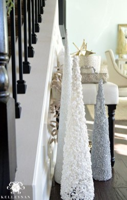 Dreamy Diy Christmas Cone Trees Design Ideas To Try Today 10