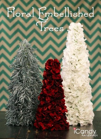Dreamy Diy Christmas Cone Trees Design Ideas To Try Today 25