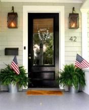 Dreamy Front Door Flower Pots Design Ideas To Increase Your Home Beauty 30