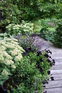Elegant White Plants Garden Design Ideas For You 20
