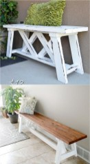 Enchanting Home Furniture Design Ideas With Diy Bench To Try 03