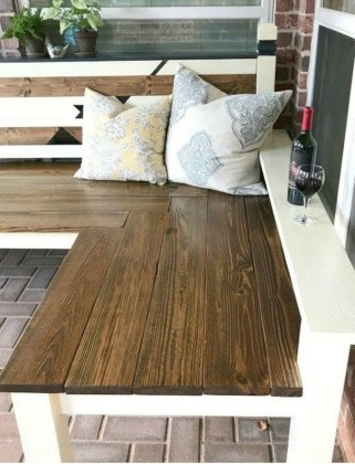 Enchanting Home Furniture Design Ideas With Diy Bench To Try 29