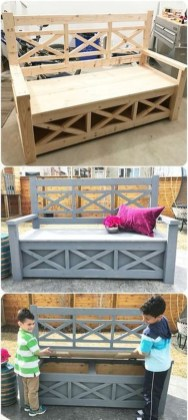 Enchanting Home Furniture Design Ideas With Diy Bench To Try 30