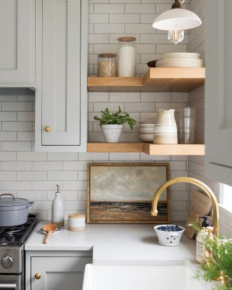 Excellent Small Kitchen Decor Ideas On A Budget 17