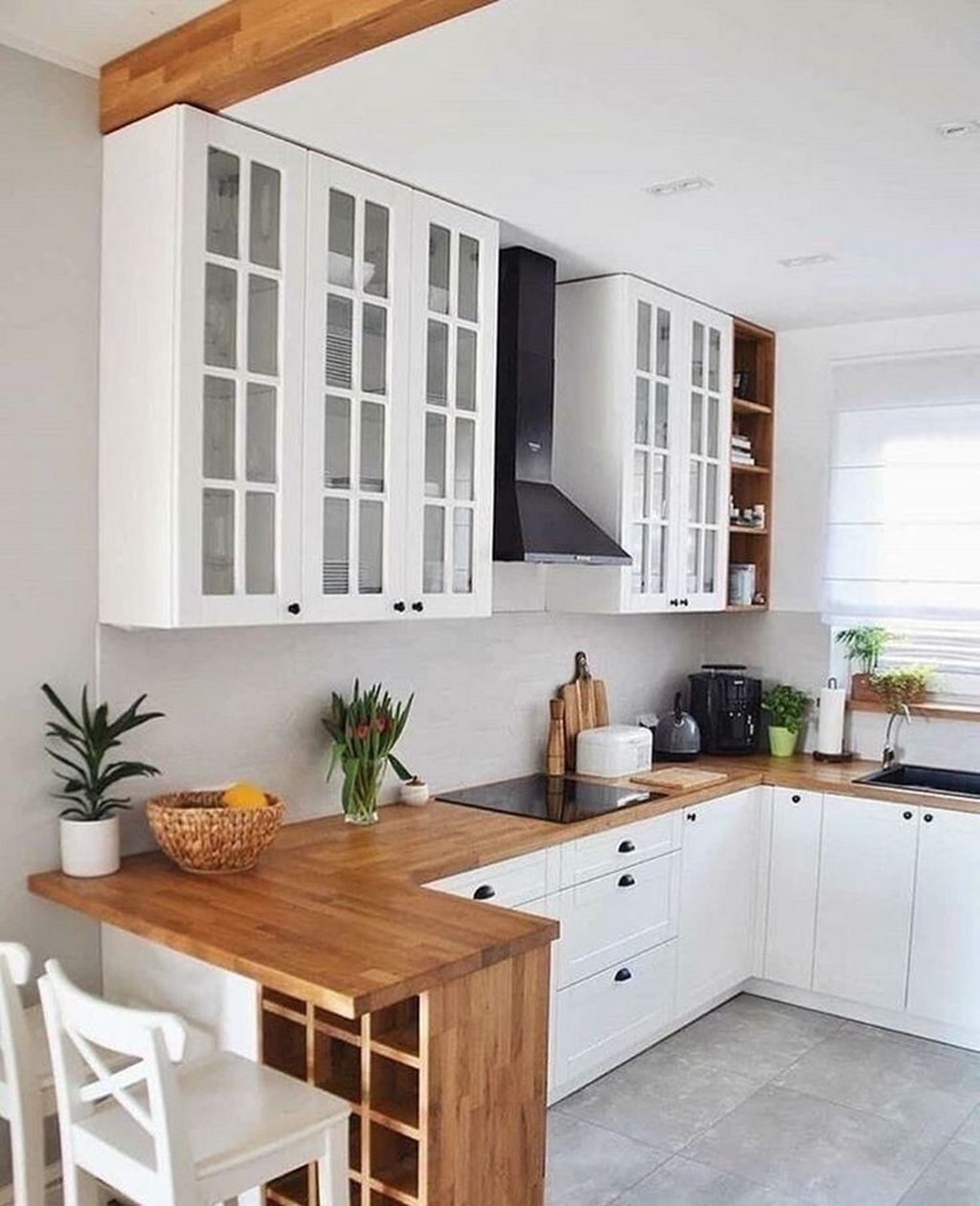 Excellent Small Kitchen Decor Ideas On A Budget 31