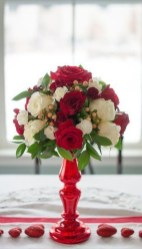 Excellent Valentine Floral Arrangements Ideas For Your Beloved People 02
