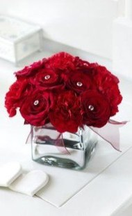 Excellent Valentine Floral Arrangements Ideas For Your Beloved People 31