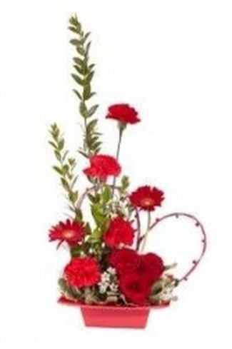 Excellent Valentine Floral Arrangements Ideas For Your Beloved People 37