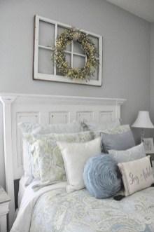 Gorgeous Beachy Farmhouse Bedroom Design Ideas For Cozy Sleep 03