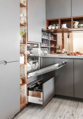 Incredible Small Kitchens Design Ideas That Space Saving 06