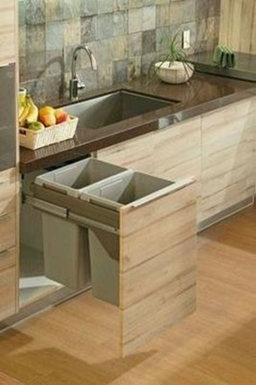 Incredible Small Kitchens Design Ideas That Space Saving 38