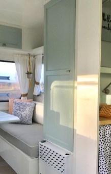 Lovely Caravans Design Ideas For Cozy Camping To Try 13