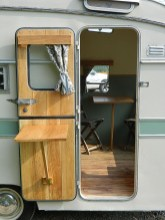 Lovely Caravans Design Ideas For Cozy Camping To Try 17