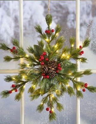 Marvelous Farmhouse Christmas Decor Ideas That You Must Try 26
