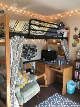 Perfect Dorm Room Organization Decor Ideas To Try Asap 01