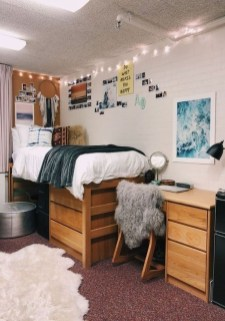 Perfect Dorm Room Organization Decor Ideas To Try Asap 28