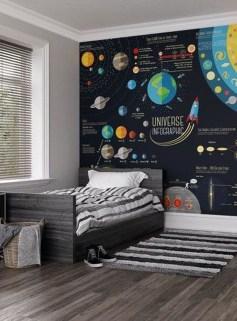 Relaxing Bedroom Wallpaper Decoration Ideas For Comfortable Bedroom 02
