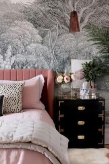 Relaxing Bedroom Wallpaper Decoration Ideas For Comfortable Bedroom 03