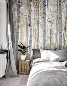 Relaxing Bedroom Wallpaper Decoration Ideas For Comfortable Bedroom 19