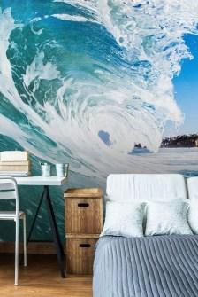 Relaxing Bedroom Wallpaper Decoration Ideas For Comfortable Bedroom 21