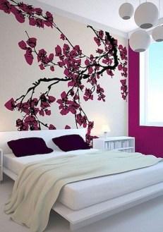 Relaxing Bedroom Wallpaper Decoration Ideas For Comfortable Bedroom 33
