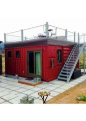 Sophisicated Container House Design Ideas For Comfortable Life 04