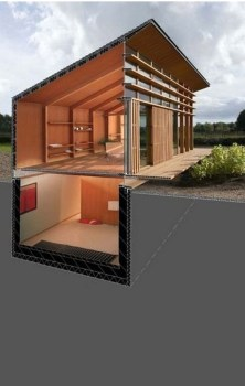 Sophisicated Container House Design Ideas For Comfortable Life 23