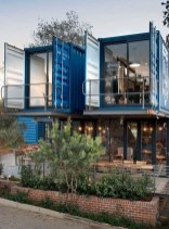 Sophisicated Container House Design Ideas For Comfortable Life 29