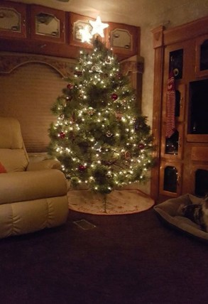 Sophisticated Christmas Rv Decorations Ideas For Valuable Moment 09
