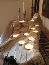 Stunning Large Candle Holders Decoration Ideas For Romantic Homes 02