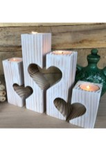 Stunning Large Candle Holders Decoration Ideas For Romantic Homes 03