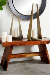 Stunning Large Candle Holders Decoration Ideas For Romantic Homes 14