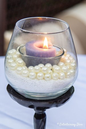 Stunning Large Candle Holders Decoration Ideas For Romantic Homes 18