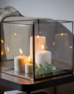 Stunning Large Candle Holders Decoration Ideas For Romantic Homes 19