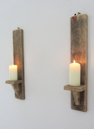 Stunning Large Candle Holders Decoration Ideas For Romantic Homes 26