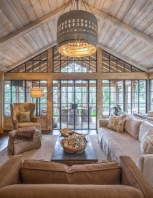 Surprising Living Room Design Ideas With Ceiling Light To Have 11
