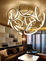 Surprising Living Room Design Ideas With Ceiling Light To Have 16
