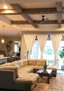 Surprising Living Room Design Ideas With Ceiling Light To Have 31