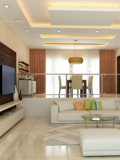 Surprising Living Room Design Ideas With Ceiling Light To Have 34