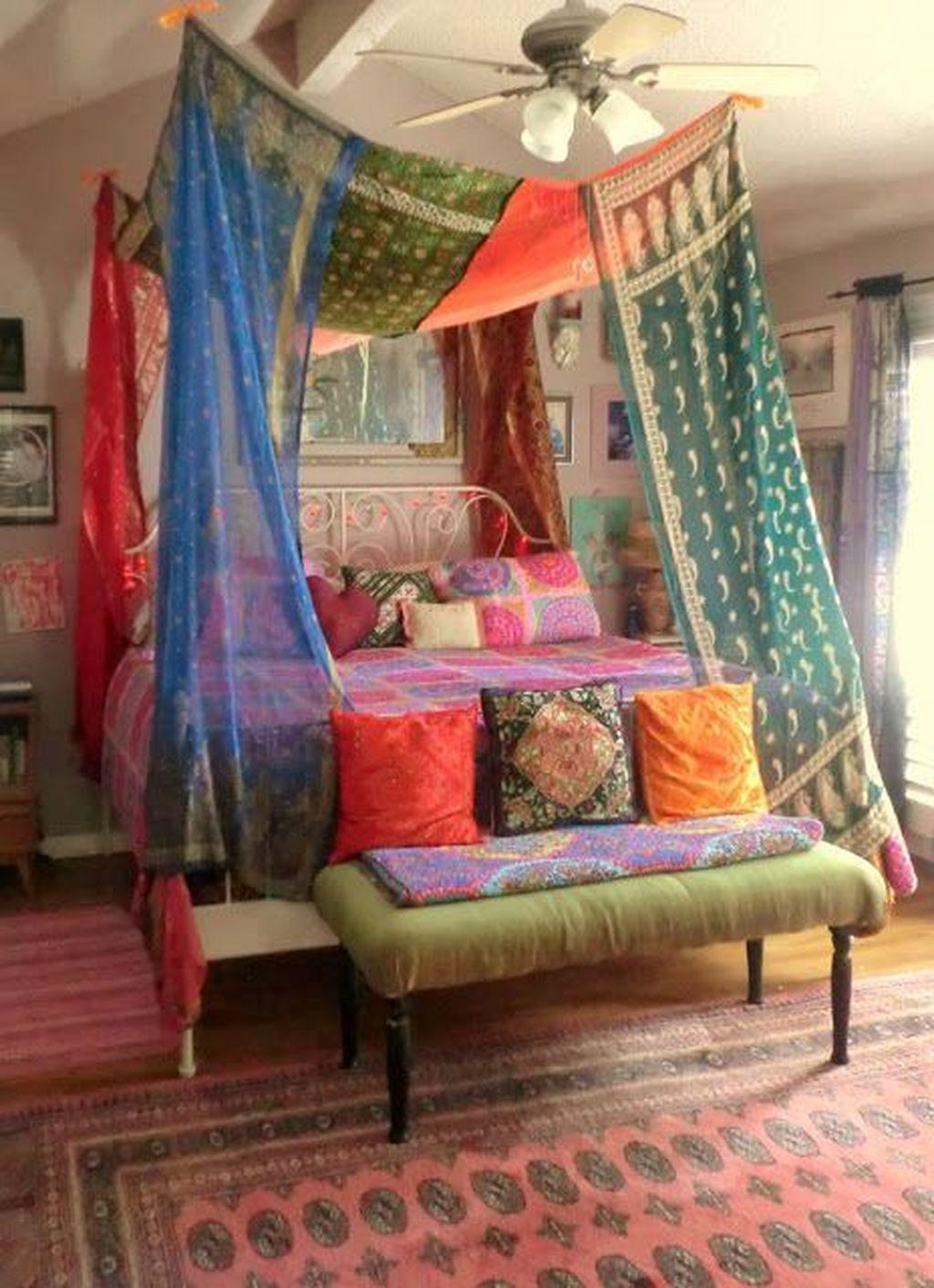 Unique Diy Hippie House Decor Ideas For Best Inspirations 19