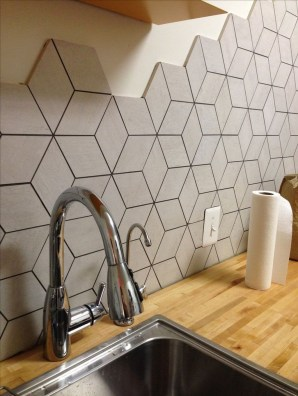 Awesome Backsplash Kitchen Wall Ideas That Every People Want It 09