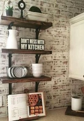 Awesome Backsplash Kitchen Wall Ideas That Every People Want It 15