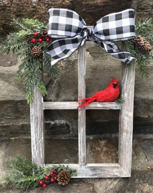 Beautiful Farmhouse Christmas Decor Ideas To Have Right Now 26