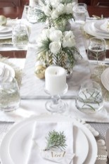 Beautiful Winter Centerpiece Decoration Ideas To Try Asap 04