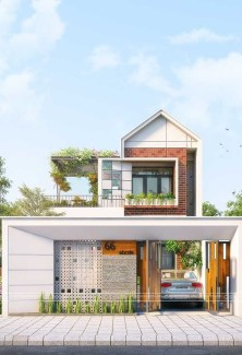 Best Minimalist Home Exterior Architecture Design Ideas To Try Today 04