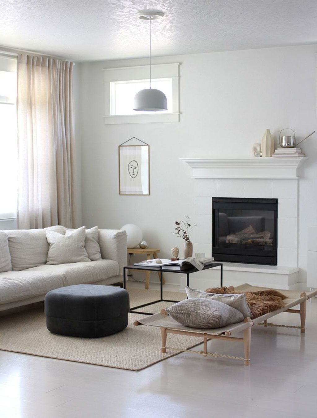 Cool Scandinavian Fireplace Design Ideas To Amaze Your Guests 03